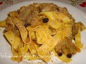 Pappardelle cardi