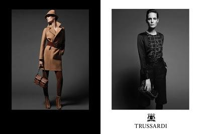 Trussardi 1911 Fall Winter 2010-11 Campaign Preview