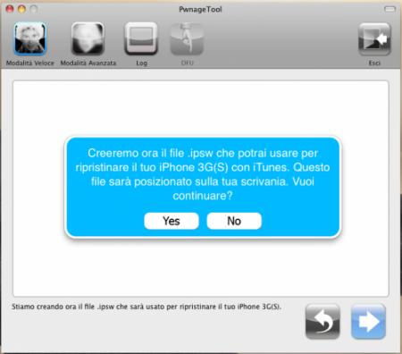 Guida: Jailbreak iPhone 3GS con iOS 4 (PwnageTool)