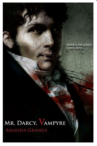 Mr Darcy Vampyre Cover