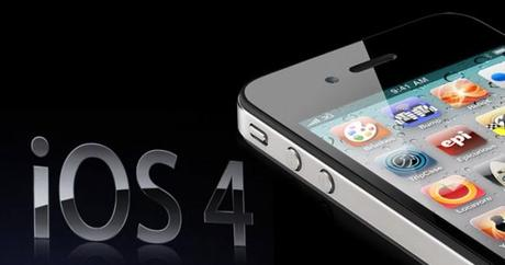 Il firmware iOS4 rallenta pesantemente iPhone 3G