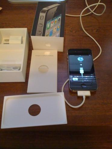 iPhone 4: ecco un primo unboxing