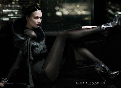 Donna Karan Fall 2010-11 AD Campaign Preview