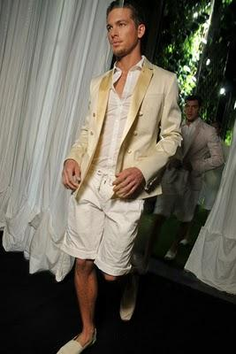 D&G; Mens Spring Summer 2011 – Il Backstage del Pic-Nic