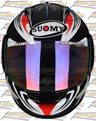 Suomy Extreme Andrea Dovizioso 2010 by Bargy Design