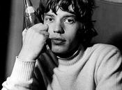 When Mick Jagger actually