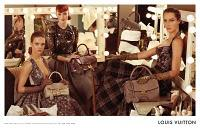 LOUIS VUITTON FW 2010-11 AD CAMPAIGN