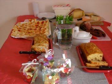 Buffet brunch con i cake paperblog for Preparare un brunch