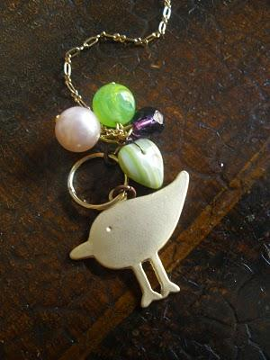 Sweety Bird Necklaces