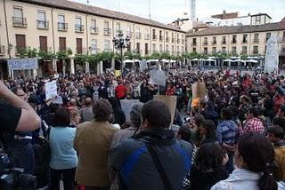 Indignati? Manovrati! Una testimonianza dalla Spagna ed alcune riflessioni