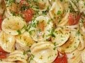 Orecchiette gamberetti zucchine