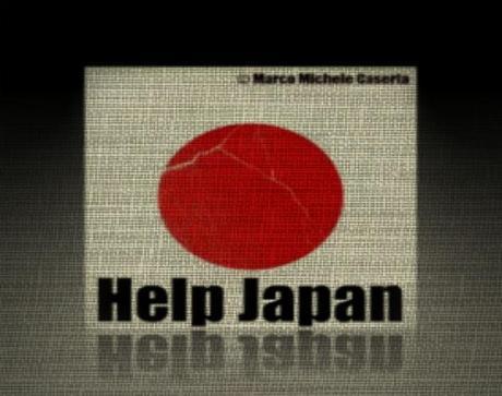 Aiutiamo il Giappone con un semplice gesto!