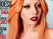 Gaga rolling stone june 2011