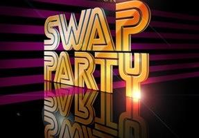 Stop shopping.. start SWAPPING // Swap party, location segreta, solo per 20 fortunate! 3/06