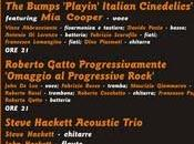 Zoppo... perde STEVE HACKETT ACOUSTIC TRIO Fasano Jazz 2011!