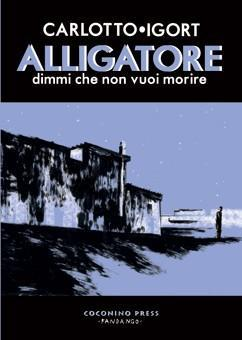 Torna l'Alligatore e il noir mediterraneo diventa graphic novel