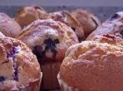 Muffins mirtilli