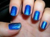 Rubrica Nail Blue Green Glitter Cangianti