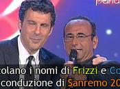 Sanremo 2012 Circolano nuovi nomi alla conduzione, pensa Frizzi-Conti