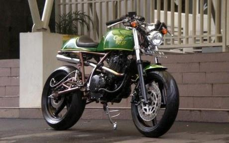 Cafe Racer Single
