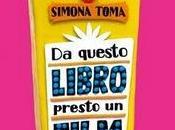 """questo libro presto film"""" Simona Toma (Mondadori)* scambio battute l'autrice"""