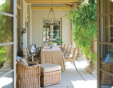 Una bella casa in stile francese a washington paperblog - Stile francese casa ...