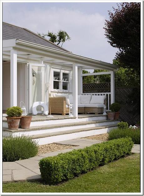 Una casa al mare tutta bianca paperblog - Affittare una casa al mare ...