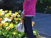 Fuchsia Blazer