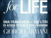 Acqua Life challenge Giorgio Armani