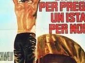 Appassionati Cinema soprattutto Western all'italiana ecco minuto pregare, istante morire Davide Comotti: