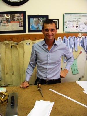 più foto 2785e 31b86 Camiceria Ambrosiana: il su misura a Milano - Paperblog