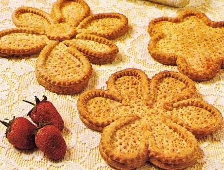 Torte Fiori di frutta - Paperblog