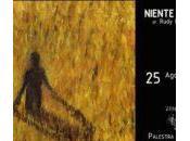 """""""Niente titolo"""", mostra pittura Menfi Rudy Laurinavicius"""
