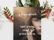 """Recensione """"Ogni giorno come primo giorno"""" Giorgia Penzo copia autografata regalo!"""
