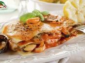 Lasagne frutti mare