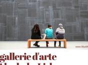 Lisbona, pomeriggio gallerie d'arte Alvalade