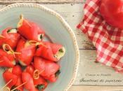 Involtini peperoni rossi light