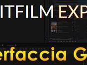 CORSO MONTAGGIO VIDEO: Interfaccia grafica Hitfilm