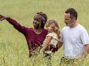 """The Walking Dead nuova immagine Rick, Michonne Judith"