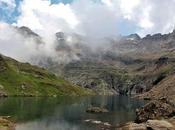 nubi ecco lago Nero della Valle Formazza