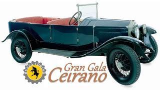 TORINO. Ad ottobre il Gran Galà Ceriano a Stupinigi proporrà un viaggio nella storia della Fiat, della Lancia, della 500 e degli aerei italiani