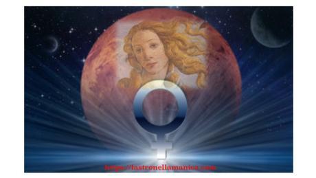 L'anello di sosta di Venere, di Roberta Turci