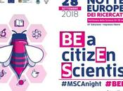 "BEES Notte Europea Ricercatori diventa ricca tante ""api"""