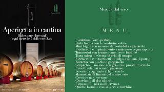Dal 12 settembre 2018 ogni mercoledì  Apericena in cantina da Metinella  Appuntamento con vini, golosità e musica