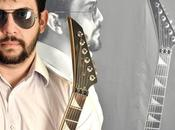 Ricky Camargo chitarra rovente