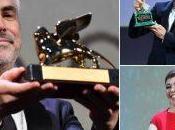 Venezia Leone d'Oro Alfonso Cuarón