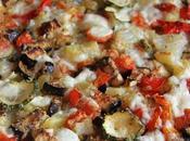 Teglia Verdure Gratinate Mozzarella