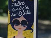 "Recensione: radice quadrata un'estate"" Harriet Reuter Hapgood"