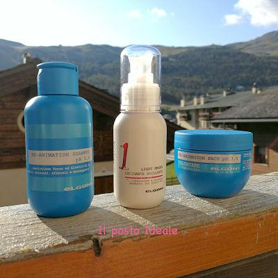 Beauty routine post vacanze