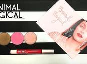 MINIMAL MAGICAL NEVE COSMETICS makeup, review, swatches pareri consigli